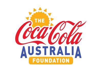 Three-year partnership with The Coca Cola Australia Foundation!