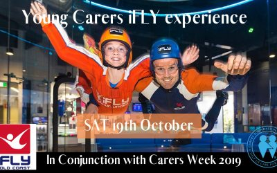 Young Carer iFly Day Out