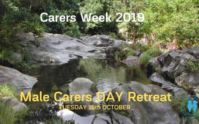 Male Carers Day Retreat