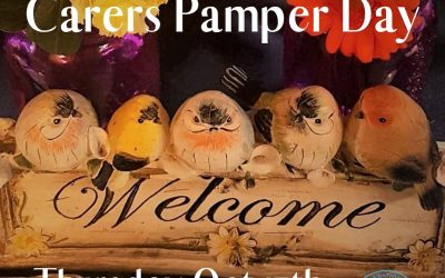 Carers Pamper Day