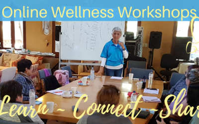 Online Wellness Workshop – 24th April