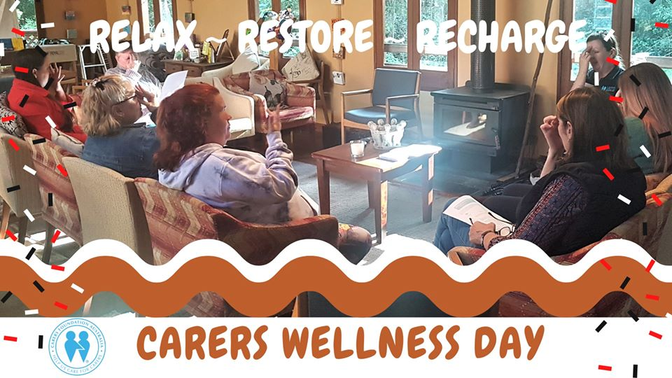 Carers Wellness Day Saturday 21st March