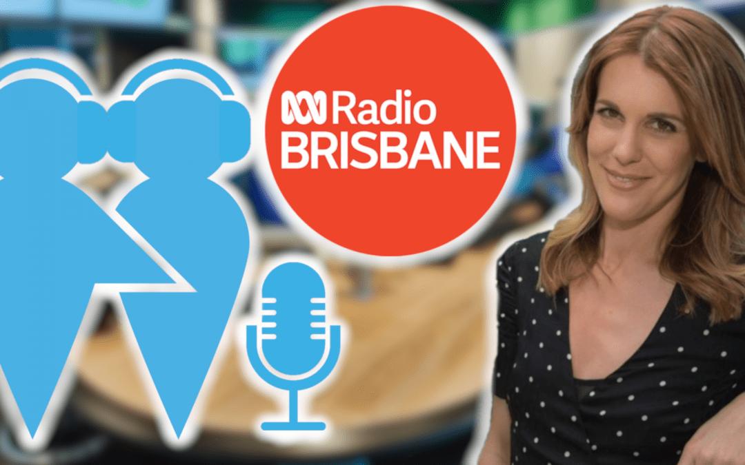 ABC Radio Interview with Kat Feeney