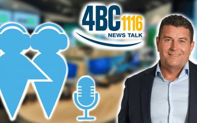 4BC Radio interview with Bill McDonald